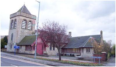 Grangemouth Dundas Church