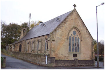 Laurieston Church