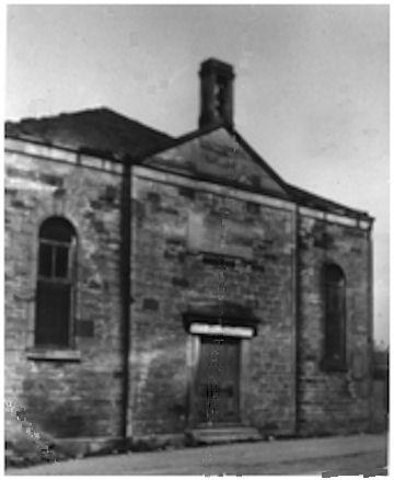 Laurieston Reformed Presbyterian Church