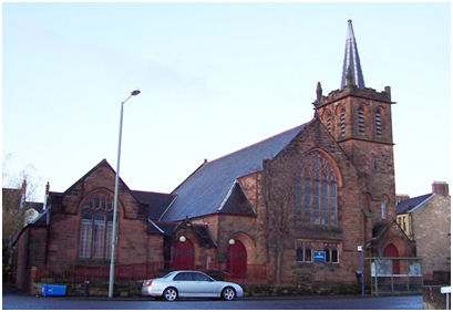 St James UP Church