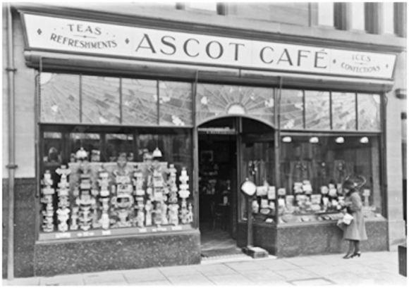 Ascot Cafe