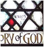 Bo'ness Old vestry window detail