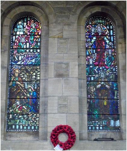 Carriden (1) War Memorial