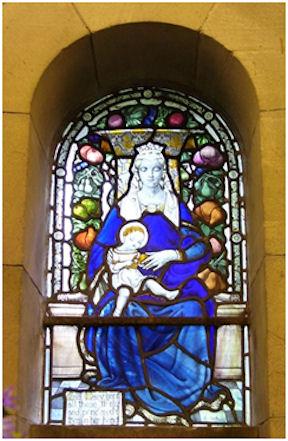 Carriden (13) Mary