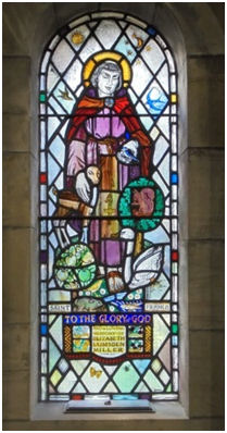 Carriden (8) St Francis