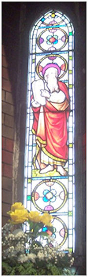 Christ Church (13) Moses