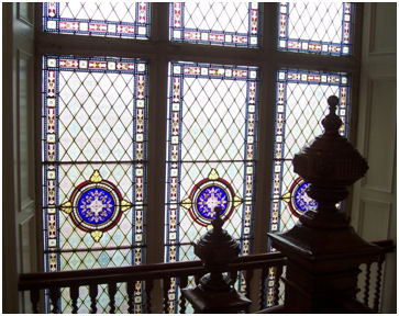 Eriden House Stairwell