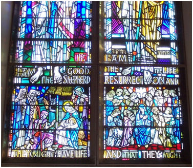 Kerse Church detail