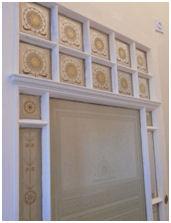 Avon Hall door