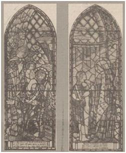 Larbert Old Parish Church (7) Sketch