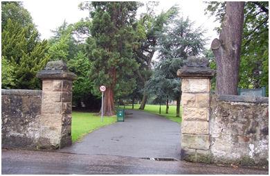 Arnotdale Gates