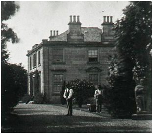 Arnotdale with two Gardeners