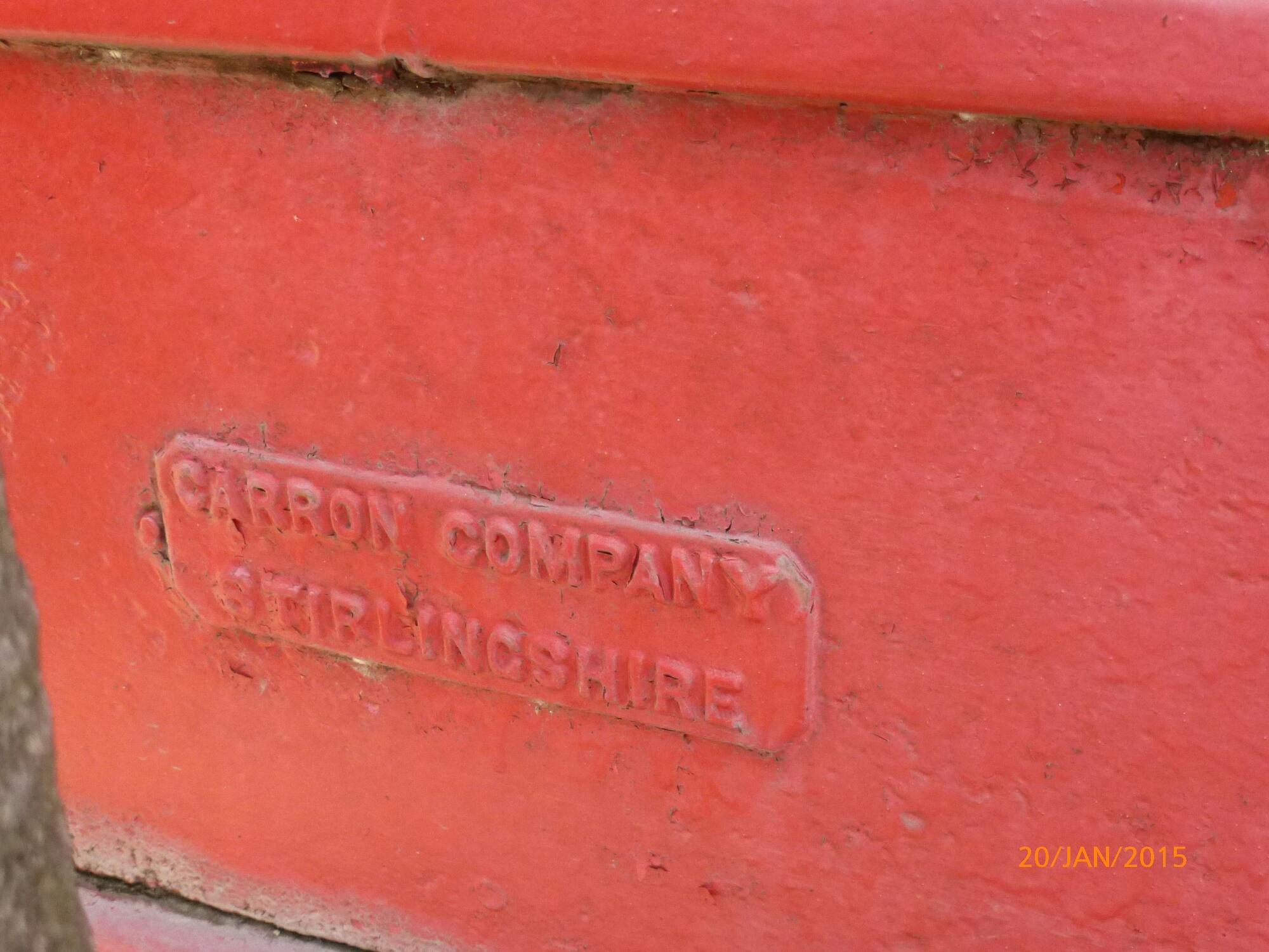 Carron Telephone Kiosk, Panama Canal