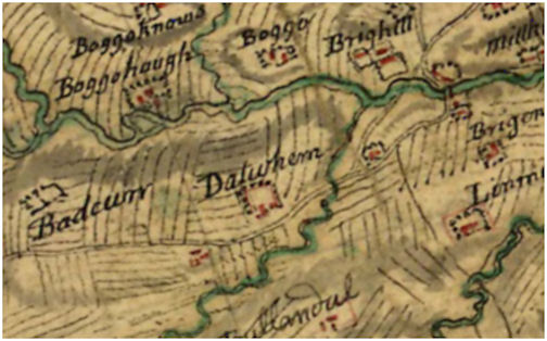 Dalquhairn Roy Map