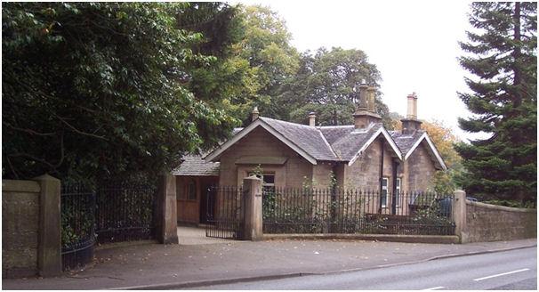 Millfield North Lodge