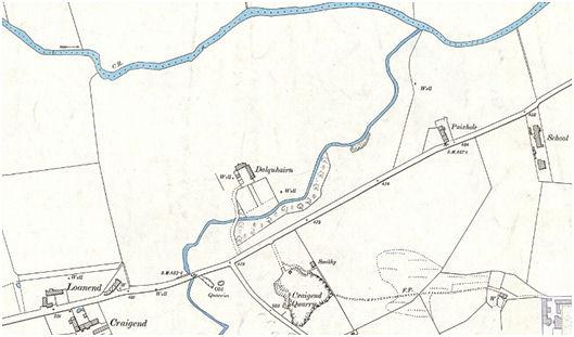 Ordnance Survey Map