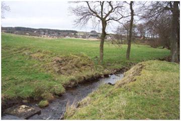 Remains of Dalquhairn Bridge
