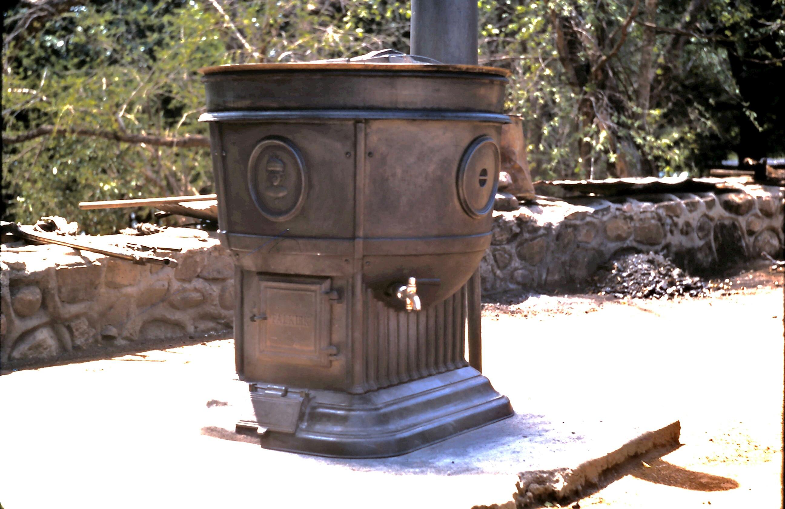 Water Boiler made in Falkirk