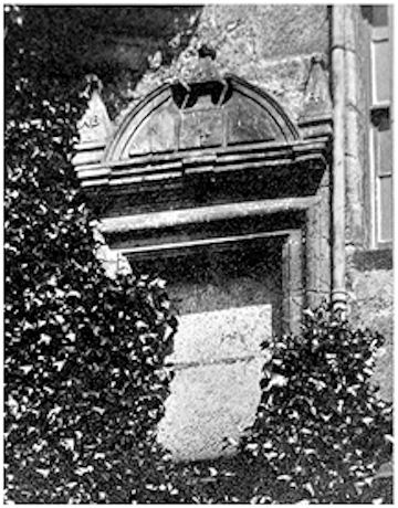 1622 Date Stone