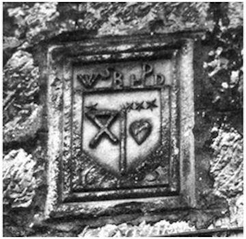 1655 Heraldic Panel
