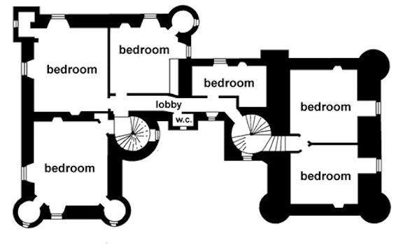 1920 3rd Floor Plan