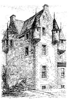 Drawing by MacGibbon and Ross