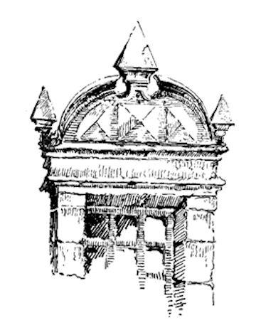 Drawing of Dormer
