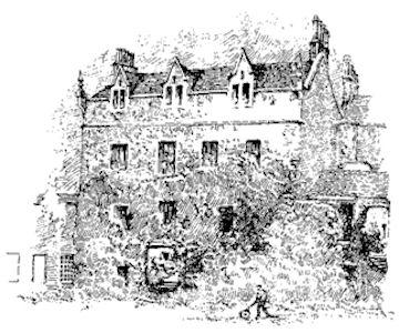 Kerse House Sketch