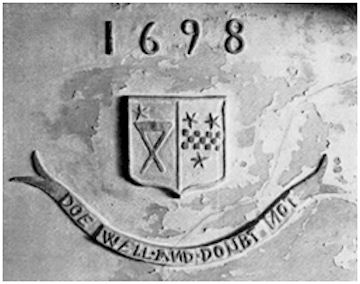 Plaster Coat of Arms
