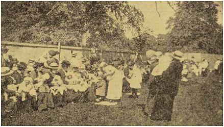 War Babies Show 1915