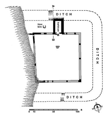 Castle Rankine Plan