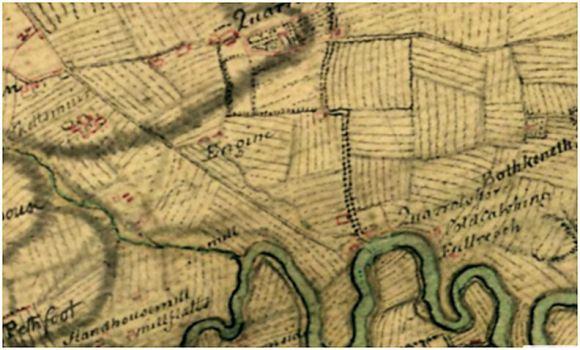 Skaithmuir Roy Map